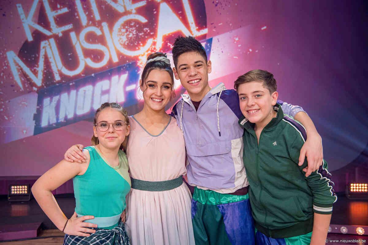 Nicolas Marsoul (13) uit Keerbergen geselecteerd voor Ketnet Musical Knock-out
