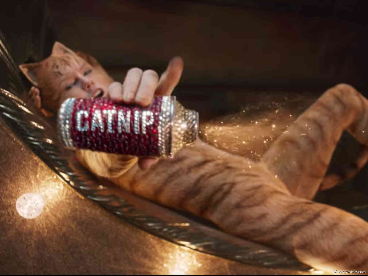 Be furry, furry scared: the new 'Cats' trailer is here, starring Taylor Swift, Idris Elba and Judi Dench – watch