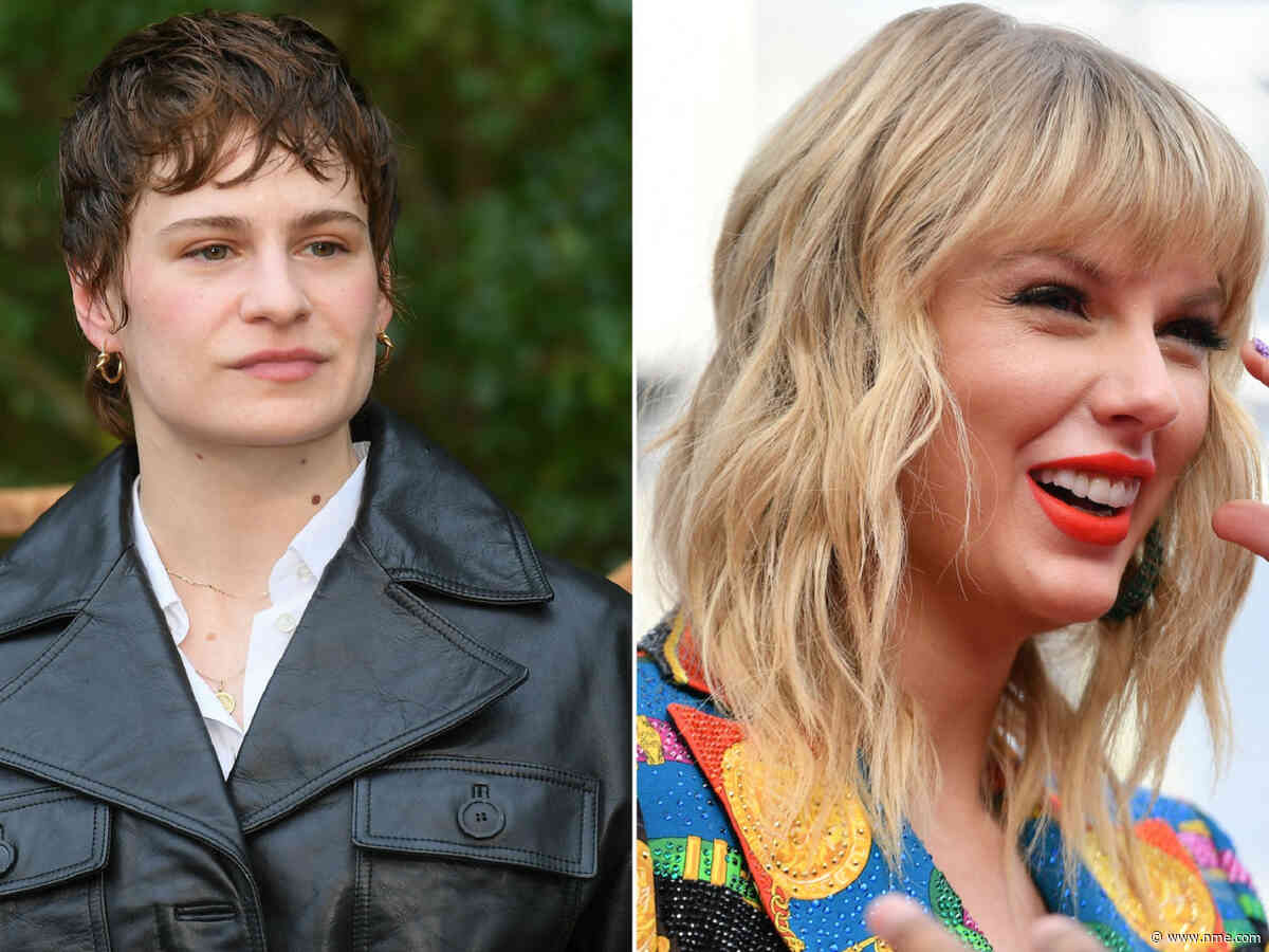 """Christine and The Queens hits out at """"sexist narrative"""" and clarifies criticism of Taylor Swift video"""