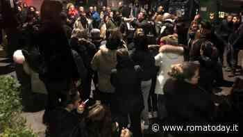 Blitz a San Basilio, grillini contro la Presidente Della Casa. E venerdì il quartiere scende in piazza