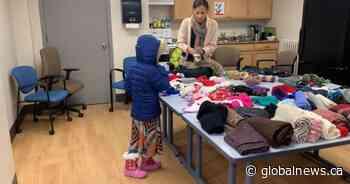 Snowsuit Fund outfits children for winter recreation