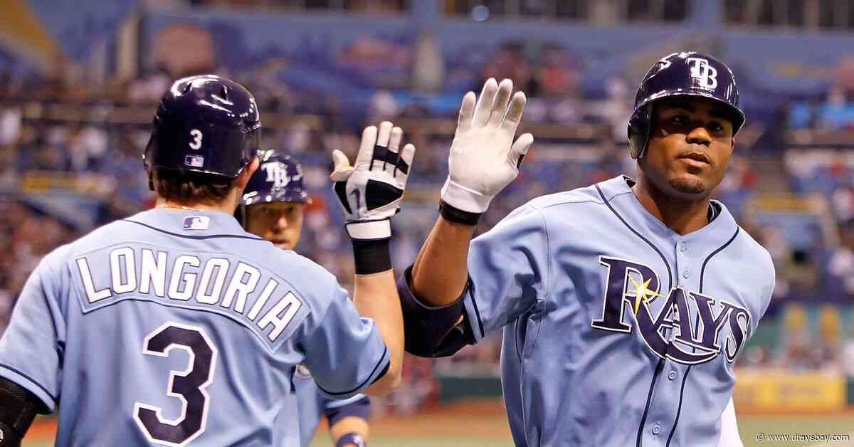 The Tampa Bay Rays all-decade team