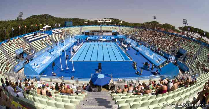 Nuoto, Roma si aggiudica gli Europei del 2022 La Capitale sfida i fantasmi dei mondiali 2009 Il sogno: il trampolino a Castel Sant'Angelo