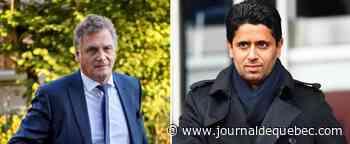 Corruption: le patron du PSG et l'ex-numéro 2 de la Fifa interrogés en Suisse