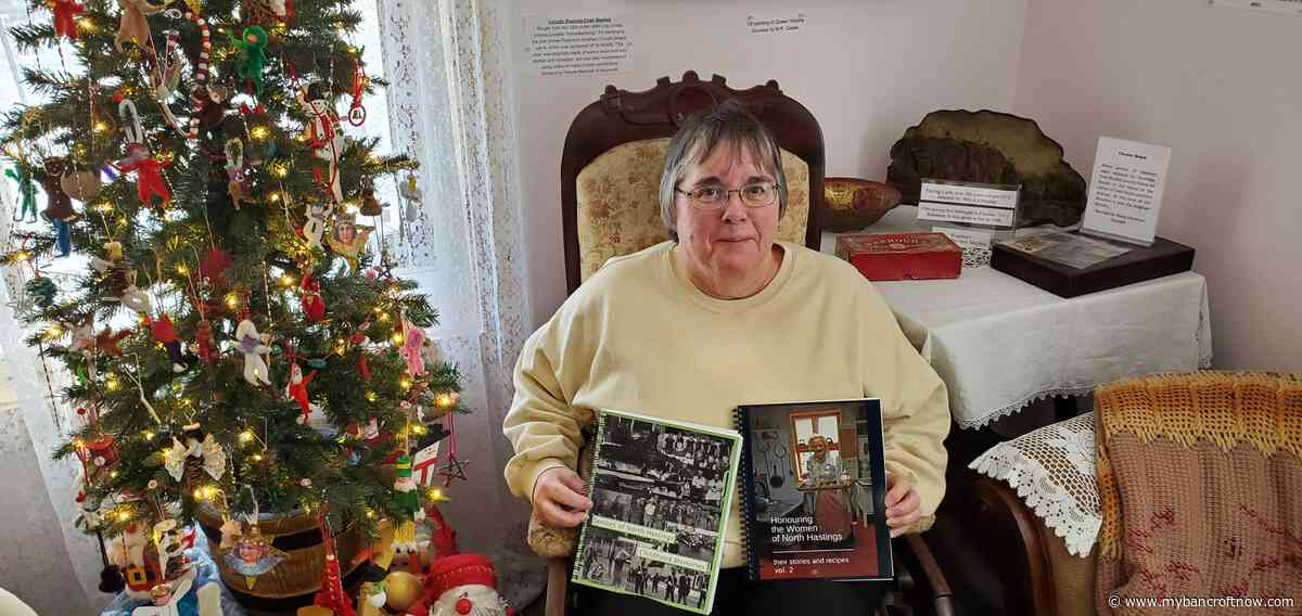 Two books released by North Hastings Heritage Museum in time for holidays