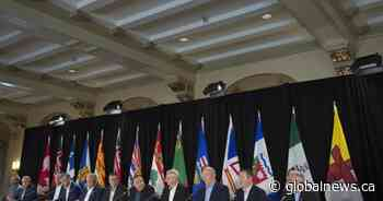 Canada's premiers meet in Ontario, try to find consensus on number of issues