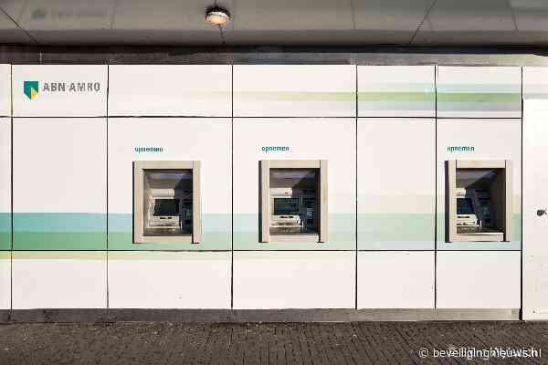 ABN Amro sluit honderden geldautomaten na plofkraken