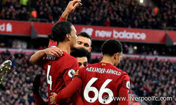 Inside Anfield: Behind the scenes of Liverpool 2-1 Brighton