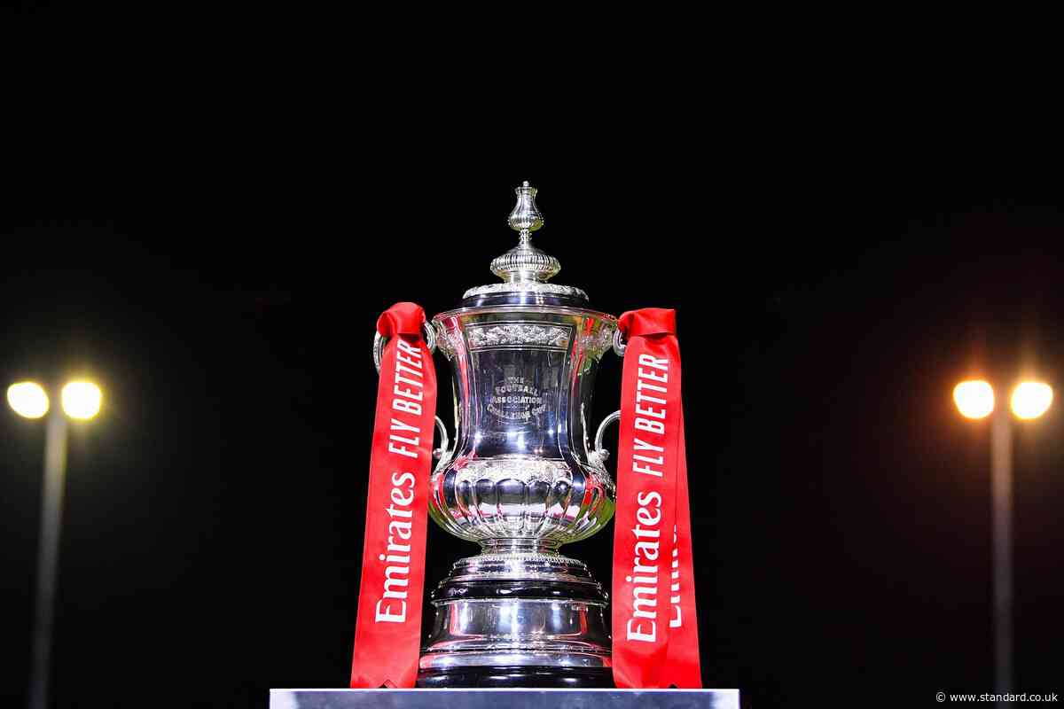 FA Cup 3rd round fixtures: Full schedule and dates for the next stage of the Cup