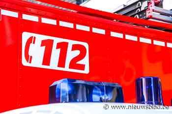 Brand in ondergrondse elektriciteitscabine in Elsene
