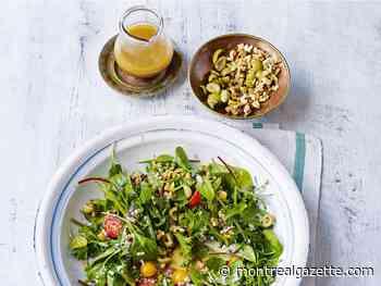 Six O'Clock Solution: Tanoreen Green Salad