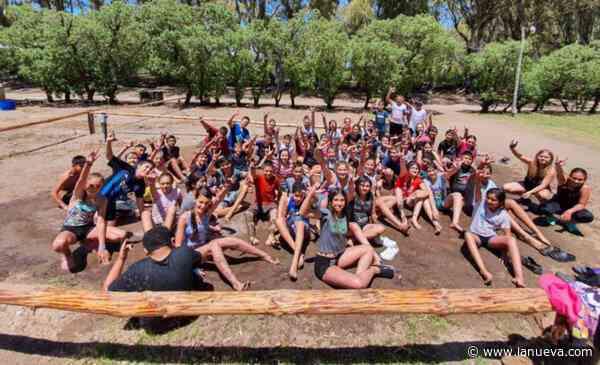 Llega el verano y 1.700 chicos van a disfrutar su viaje de egresados en el Complejo Americano