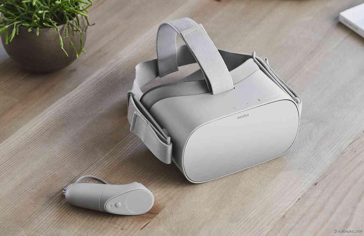 Oculus Go Was Just $120 In Amazon Lightning Sale