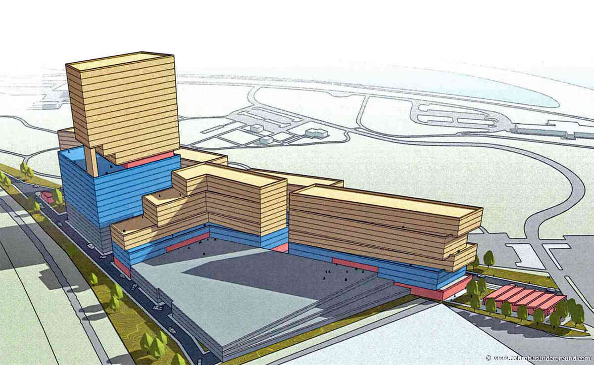 Large Development Proposed for Whittier Peninsula