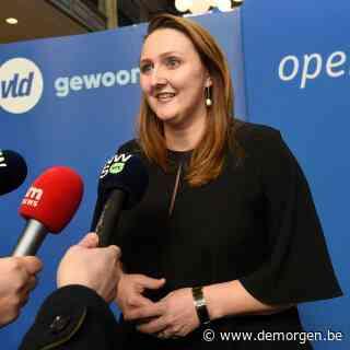Gwendolyn Rutten (Open Vld) na kritiek van N-VA en CD&V: 'Wij zijn niet te koop'