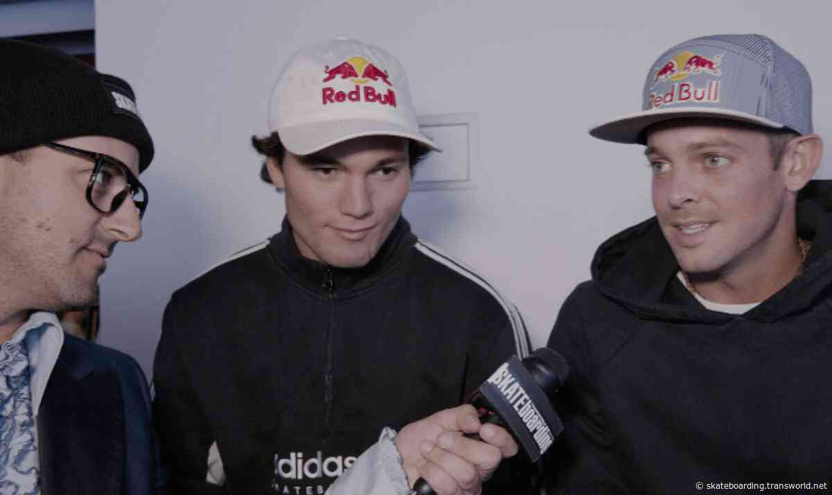 Skate Nerd On Location, Red Bull's You Good? Premiere