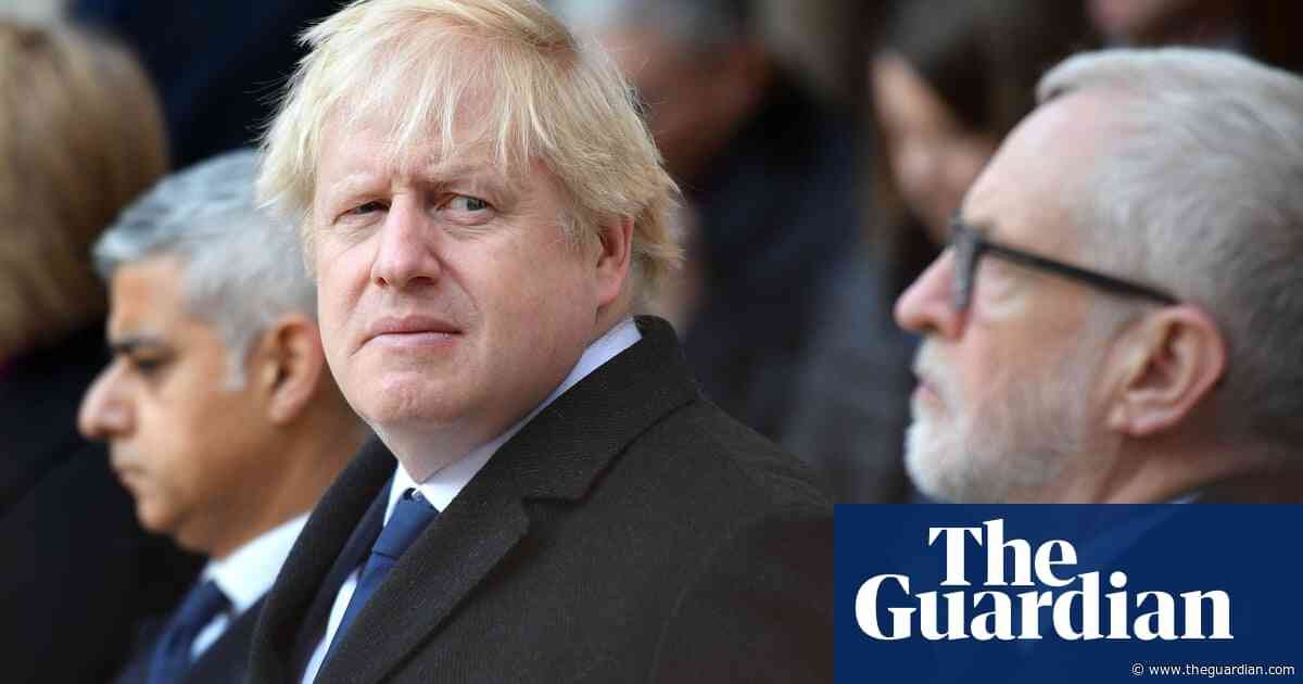 Boris Johnson denounced for politicising London Bridge attack