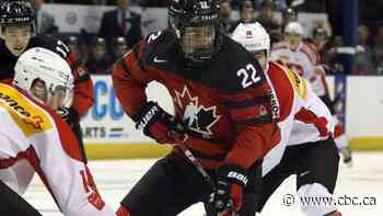 Hockey Canada names 31 players to world junior selection camp