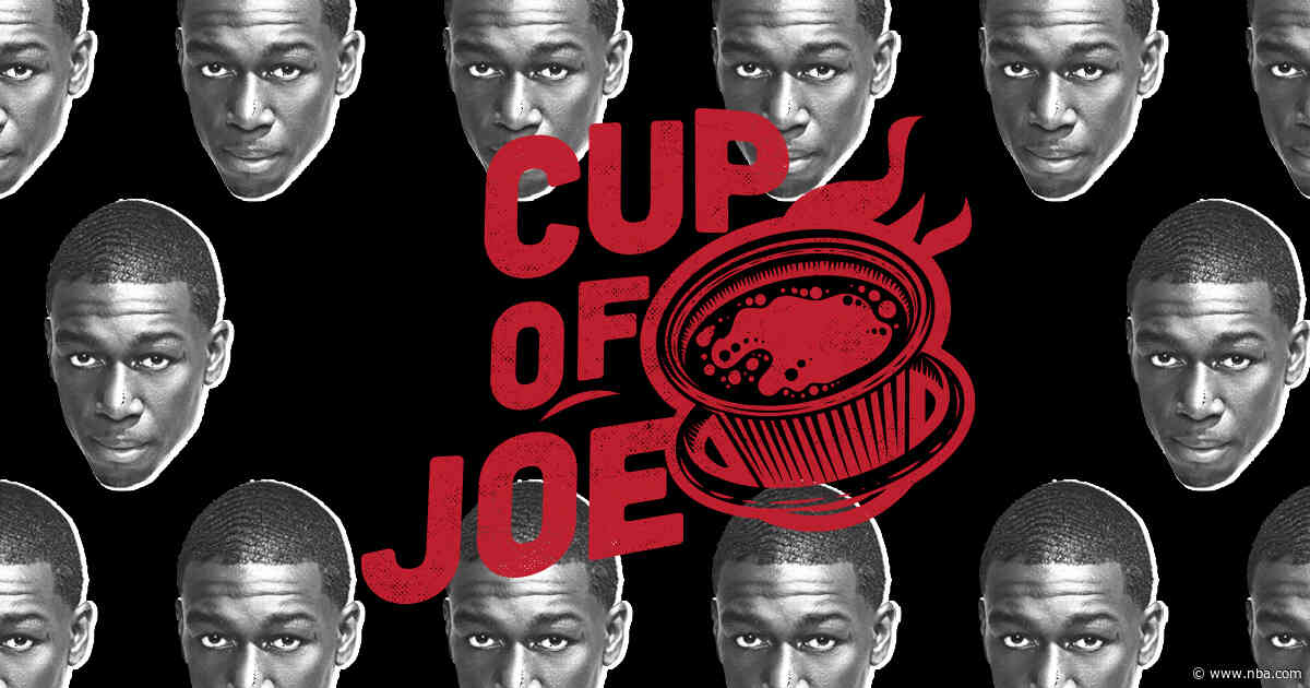 Cup of Joe: Letting The Good Times Roll