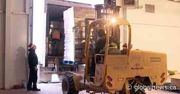 Saskatoon Co-op delivers 40,000 lbs of food for Secret Santa campaign