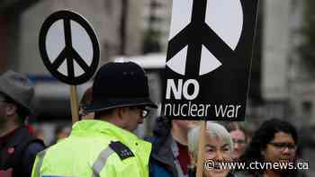 Activists calls for Canada to push NATO on nuclear bombs
