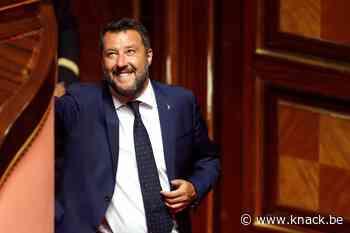 Vlaams Belang moet wachten op Salvini
