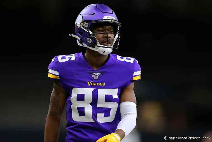 Vikings Sign Rookie WR Alexander Hollins to Active Roster; LB Ben Gedeon Placed On IR