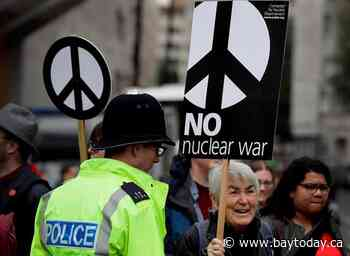 Search for anti-nuke Greta unfolds amid calls for Canada to push NATO on bombs