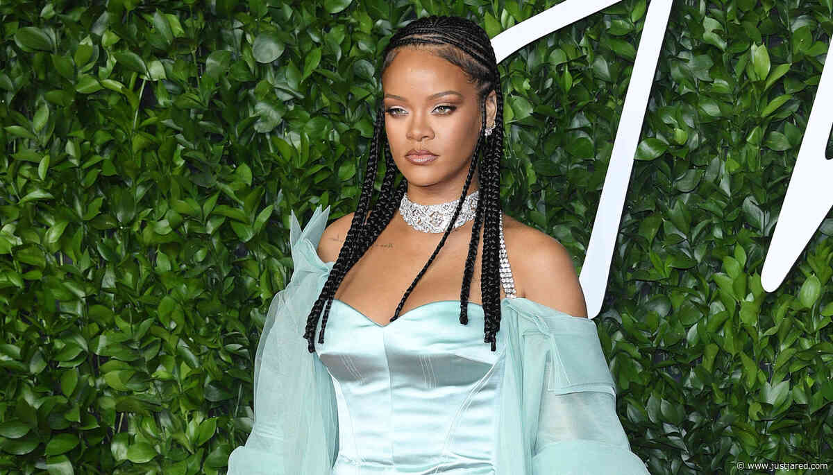 Rihanna Wows in Her Fenty Line at Fashion Awards 2019!