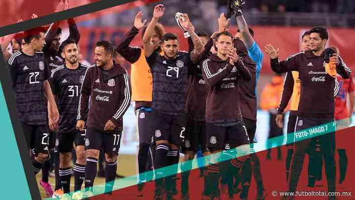 Selección Mexicana anuncia fechas de amistosos en 2020