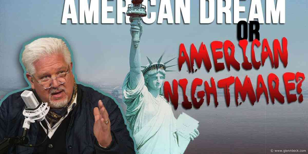 IT'S TIME TO CHOOSE: The American DREAM or an American NIGHTMARE?