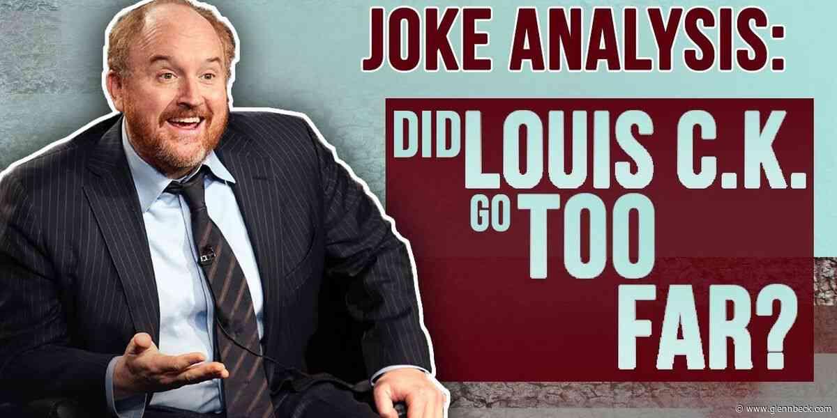 COMEDY ANALYSIS: Did Louis CK's joke on Auschwitz go TOO far?