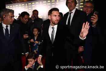 Messi wint zesde keer Gouden Bal en wordt alleen recordhouder