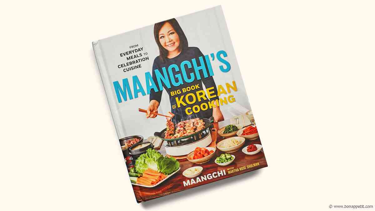 I Want to Be Like Maangchi and Her New Cookbook Taught Me How