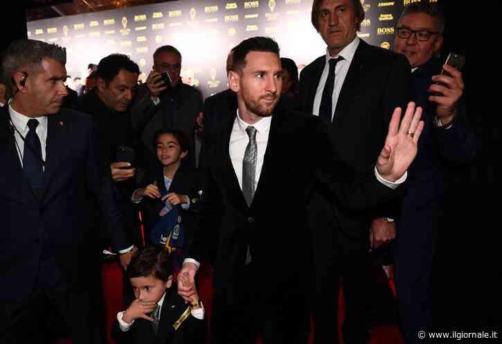 Pallone d'Oro 2019: trionfa Messi davanti a Van Dijk e Cristiano Ronaldo