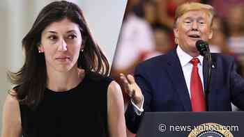 Trump mocks FBI's Lisa Page, again citing debunked text-message conspiracy