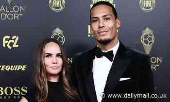 Virgil van Dijk heaps praise on Lionel Messi after missing out on the Ballon d'Or
