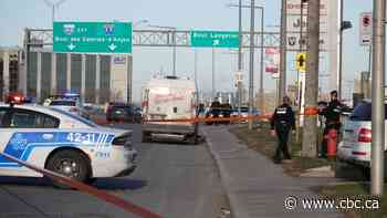 Man injured in apparent road-rage shooting on Montreal's Highway 40, police say