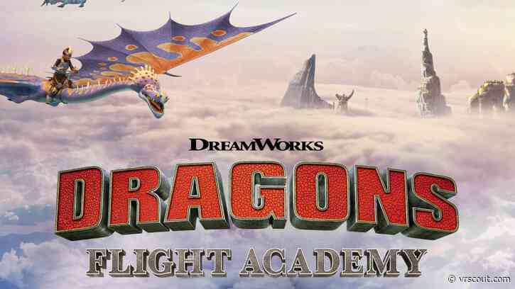 Dreamscapes Latest 4D VR Experience Is An 8-Person Dragon Flying Simulator
