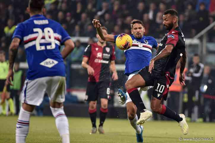 Cagliari-Sampdoria, gol e spettacolo: finisce 4-3 alla Sardegna Arena