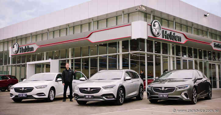Holden hits new record low, Toyota HiLux under attack, car sales slow for 20th month in a row