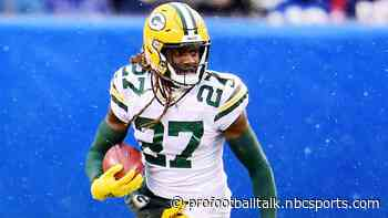 Packers cut Tremon Smith