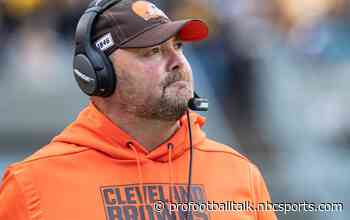 Freddie Kitchens isn't concerned about his job status