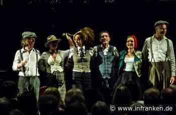 """""""Cool Casts"""" unterhalten beim Coburger """"Verein"""" mit ihrer Christmas-Show"""