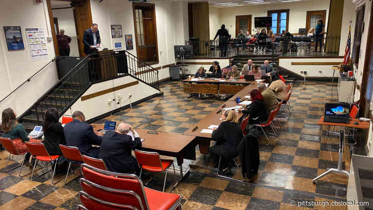 Public Voices Disagreement With Pittsburgh Public Schools Budget, Including Tax Increases
