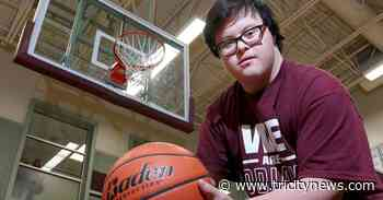The hoop heard 'round the internet means so much more at Port Moody school