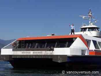 Translink exploring electric/hybrid vessels for next generation of SeaBus fleet