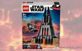 Lego's Star Wars Darth Vader Castle Is 40% Off on Amazon for Cyber Monday