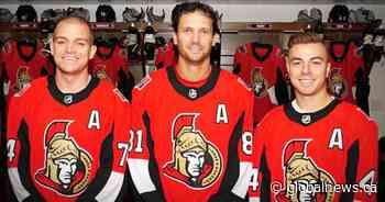 'Borocop': Ottawa Senators defenceman Mark Borowiecki foils Vancouver theft in progress