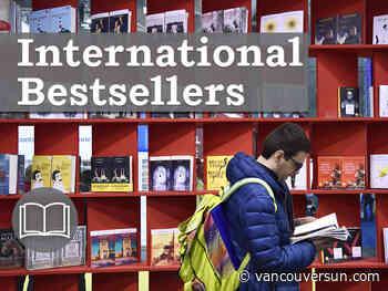 International: 30 bestselling books for the week of Nov. 30